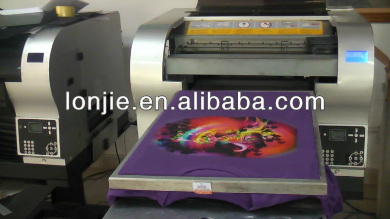 Digital t shirt printing machine for sale direct print to for Digital print t shirt machine