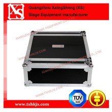 4U Standard Flight Case with Active Door