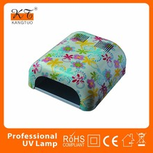Professional 2015 High Power UV lamp 36w UV nail supplies with Slide Out Tray KT-230