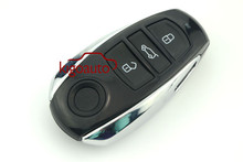New type smart key 3 button 434Mhz 7P6 959 754 AQ for VW Touraeg 2010+ car key