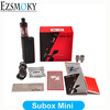 Vape Mod 2015 Black /White Subox Mini Kanger Subox Mini Starter Kit
