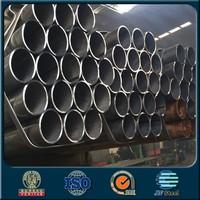 manufaceurer schedule 40/80 tube gals mild steel round pipe price