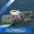 Navio de recipiente para o transporte venda recipiente de china para zâmbia