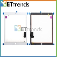 Wholesale Touch Screen Digitizer Glass Lens for iPad Air Touch Screen, for iPad 5 Display Replacement