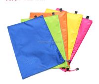 Custom Printed Waterproof Polyester Document Bag Wholesale