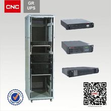 Rack Mount Type Uninterrupted GR Series On-line dry cell battery ups