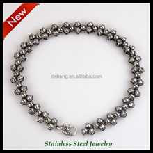 New design stainless steel trendy necklace 2015