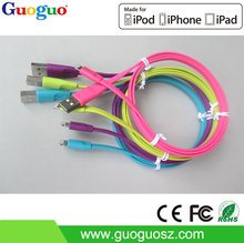New Products 2016 Original 8 pin MFi cable for iPhone 5s 6 by MFi certified manufacturers