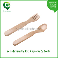 Eco-friendly Rice Husks Names Of Cutlery Set Items