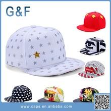 Custom Made Simple Hip Hop Cap New Design
