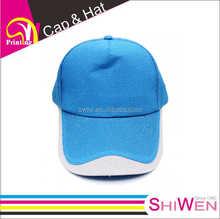 Fashion custom promotional breathable baseball sport cap