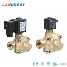 Solenoid Valve Pilot Operated Diaphragm, Water-hammer