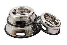 32oz splash free wholesale stainless steel dog bowl