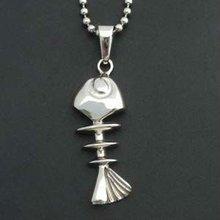 stainless steel metal fish shape handicraft