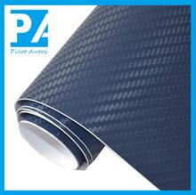 Factory wholesale air free car wrap 3d carbon fiber vinyl