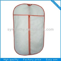 Promotion luxury suit covers /garment cover /garment bag