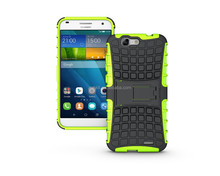 New Model TPU+PC rugged case for Huawei Ascend G7 factory phone case