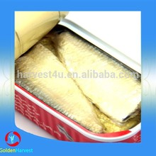 Canned Salted fish manufacturers / no impurity