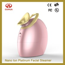 2015 New Arrival!!!Professional Portable Office/Room Use Facial Steamer Nano Skin Care