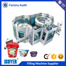 Factory Direct Sale Plastic Bottle Milk Filling And Sealing Machine With Trade Assurance