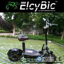 1000w 48V lead acid battery electric skateboard on two wheels