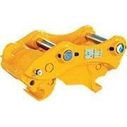 High quality Volvo excavator bucket spare parts quick couplers, quick hitch