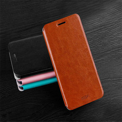 Mofi Wholesale case leather flip case for Samsung Note 5