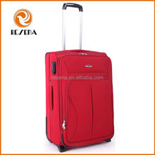 Polyester womens luggage sets, lightweight girls suitcases