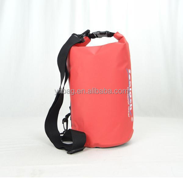 Waterproof dry tube bag for water sports