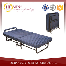 Modern Appearance and Metal Material Single Fold Up Beds