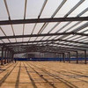 Pre Engineering Steel structure Building Industrial Warehouse