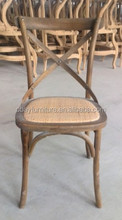 crossback x back chairs cross back chair wedding chair party rental event rent