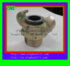 European style Air hose coupling male