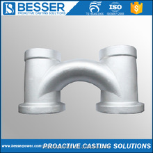 New design with Great Price 316 Stainless Steel Stainless Steel Pipe Fitting Casting Iron