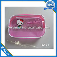 2013 Customized Promotional pvc bags packaging