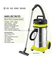 wet dry vacuum carpet cleaners water filter vacuum cleaner cyclone vacuum cleaner 35l in yongkang