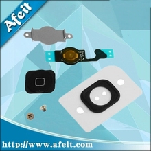 home button flex for iphone 5 with high quality