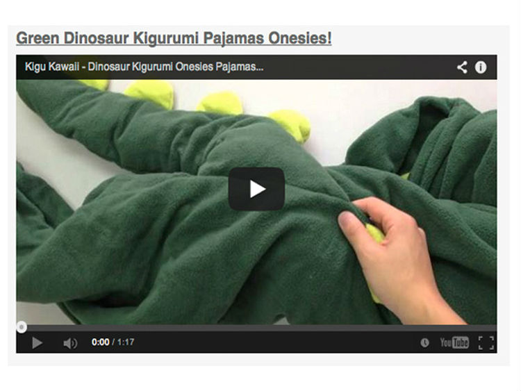 Bleu licorne Cosplay Costume Kigu enfants animaux Pyjamas Pyjamas Onesie