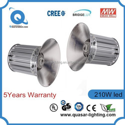Top quality 5 years warranty DLC UL cUL certificated 100W-400W LED highaby lamp