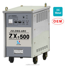 argon stick welding machine ZX5 400 500 630 thyristor control as panasonic SS400 dc arc welding machine