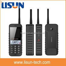 2015 NEW Walkie Talkie mobile phone 4 sim quad band mobile phone