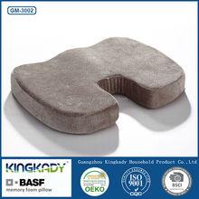 Health Office and Car Memory Foam Seat Massage Cushion