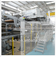 Well sold 2850/450-45TPD Fourdrinier Hand Towel& Kitchen Towel Paper Making Machine