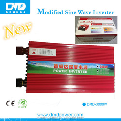High Frequency single phase dc to ac 3000 watt Modified inverter