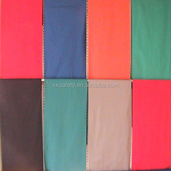 150gram eco-friendly 100% cotton permanent flame resistant twill fabric for summer safety clothing