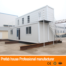 2015 the latest design luxury 40ft prefab shipping container homes for sale