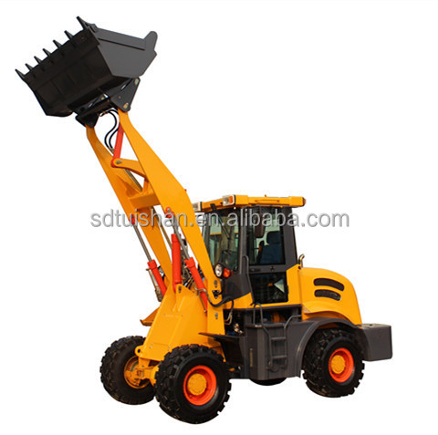 Zl918 Mini Tractors With Front End Loader Cheap Price Small Garden Tractor Loader Chinese