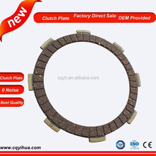 Motorcycle spare parts ,Motorcycle accessories motorcycle clutch plate for CG125