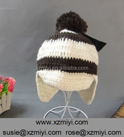 new free knit pattern for hat earflaps