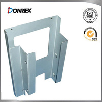 stainless steel glass shelf brackets with SGS certification